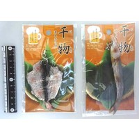 Phone charm strap, dried fish