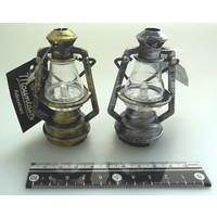 Antique LED mini lantern