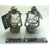Antique style LED mini lantern