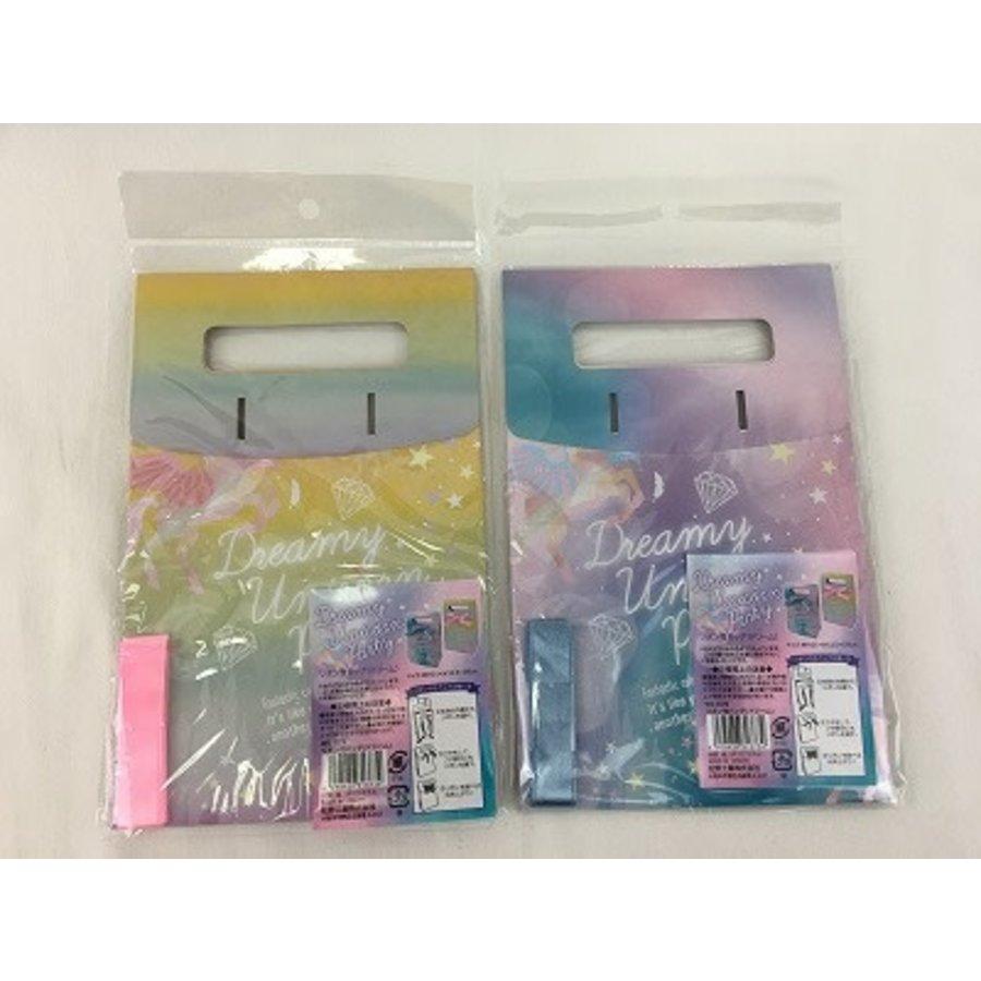 Bag with ribbon(unicorn)-1