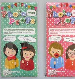 Pika Pika Japan Photo props 2p