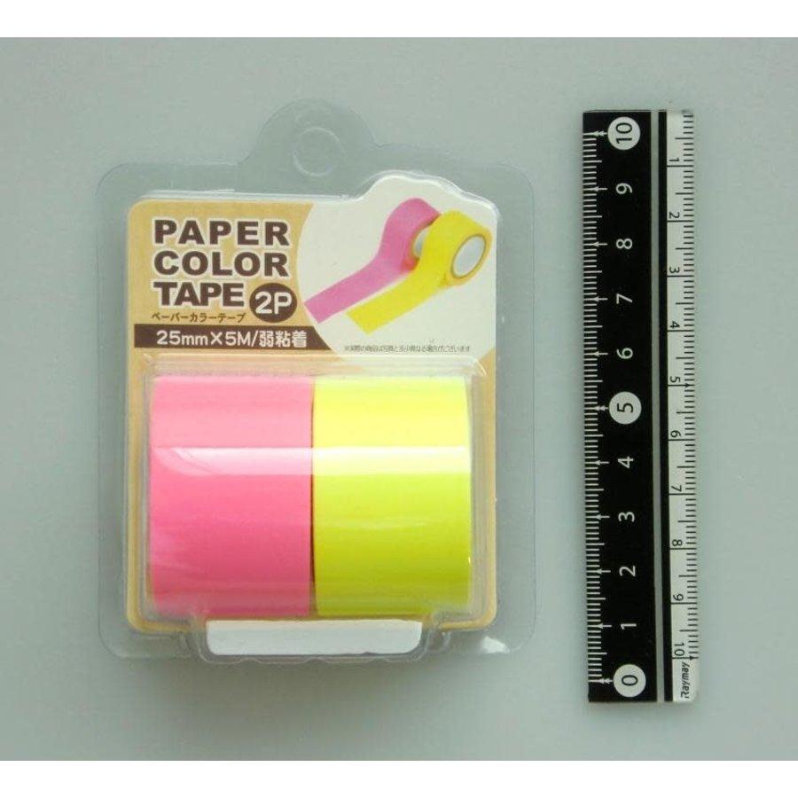 Paper color tape 2p-1