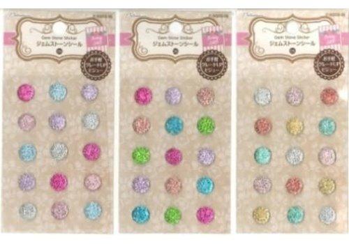Jewelry Stone Sticker