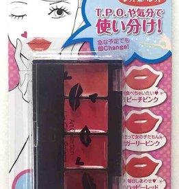 Pika Pika Japan AT lipstick palette 03