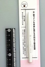 Pika Pika Japan AC OVAL EYEBROW PENCIL N BR