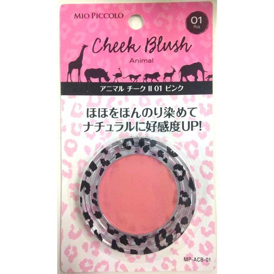 MP ANIMAL CHEEK BLUSH 01 PINK-1
