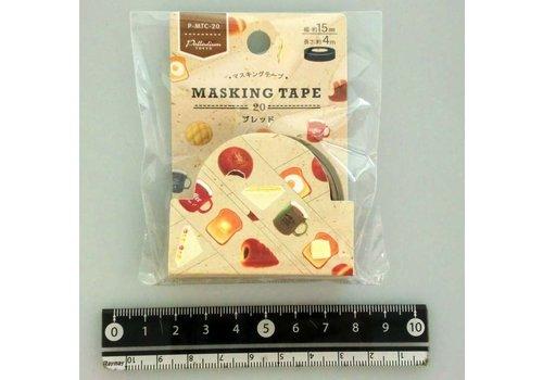 Masking tape C bread
