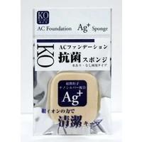 Antibacterial makeup sponge, size A
