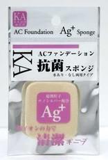 Pika Pika Japan AC Foundation sponge Ag+ KA