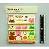 Pika Pika Japan ?Animal transformation food picks 10p
