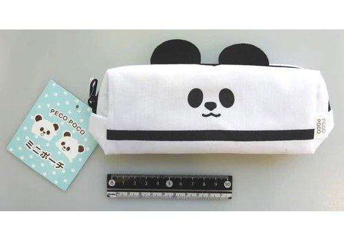 Zipper pouch, panda