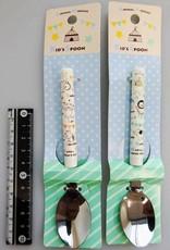 Pika Pika Japan Animal musical kids spoon
