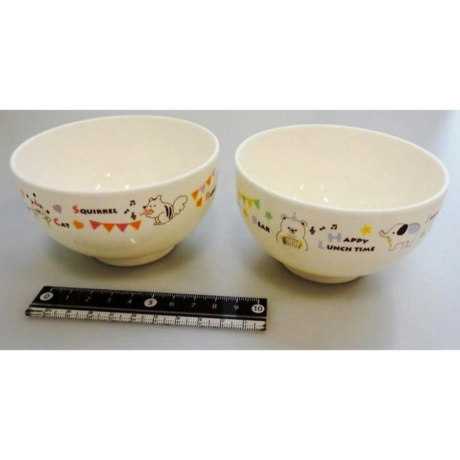 Animal musical soup bowl-1