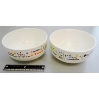 Animal musical rice bowl