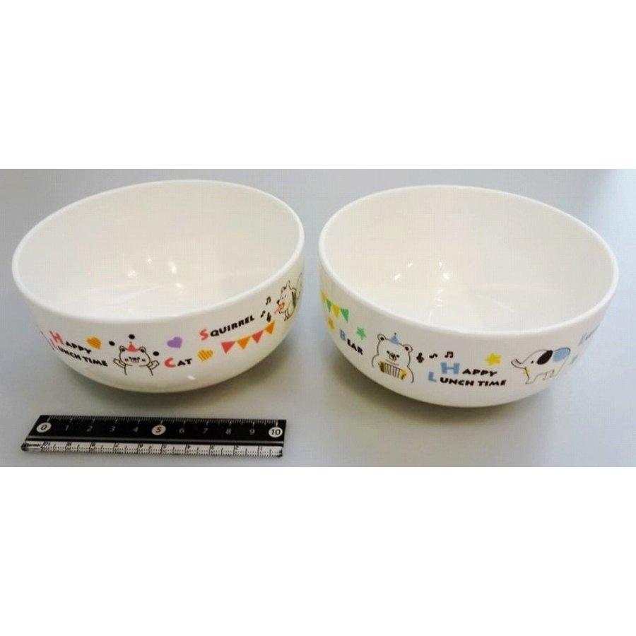 Animal musical rice bowl-1