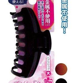 Pika Pika Japan Metal free! Hair clip for bath L