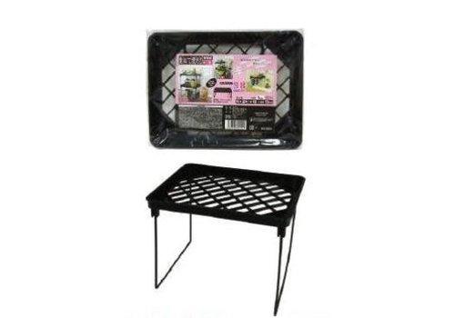 Pilable black rack M