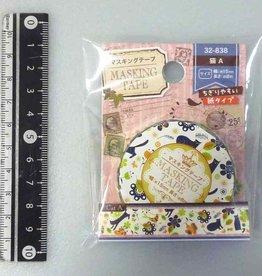 Pika Pika Japan Masking tape 8m cat A
