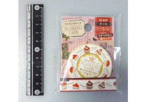 ?Masking tape 8m cake