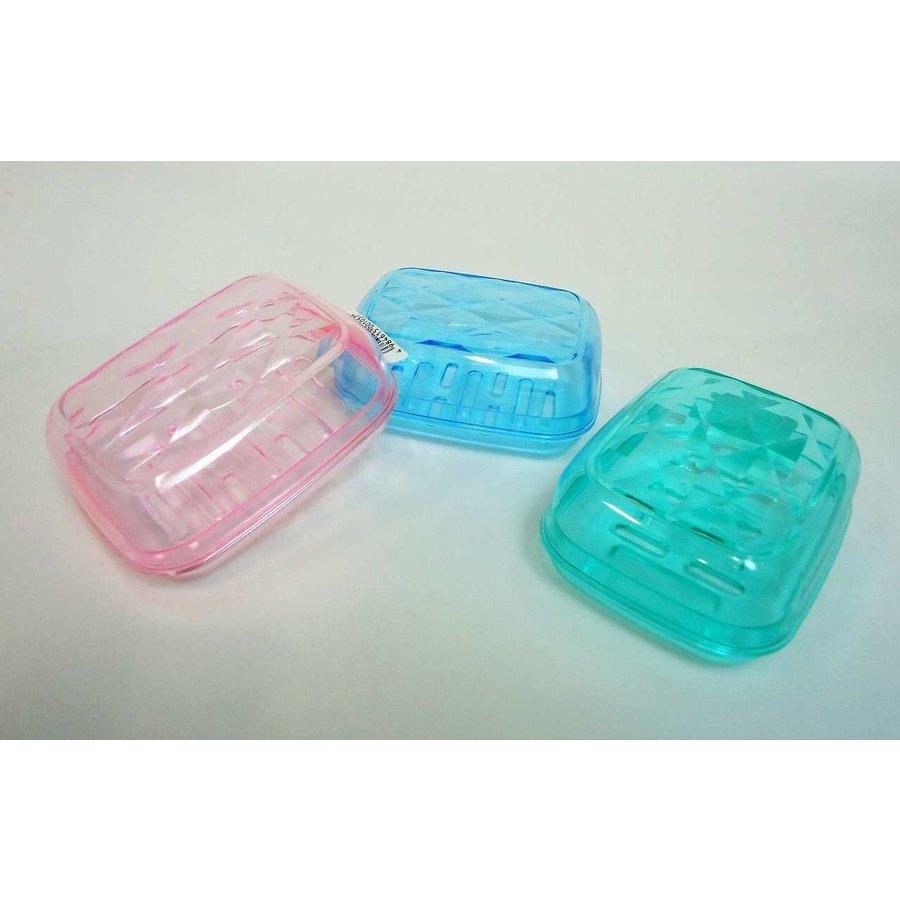 Clear soap tray-1