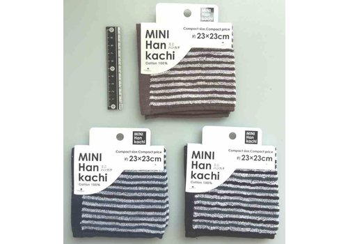 MINI hand towel border