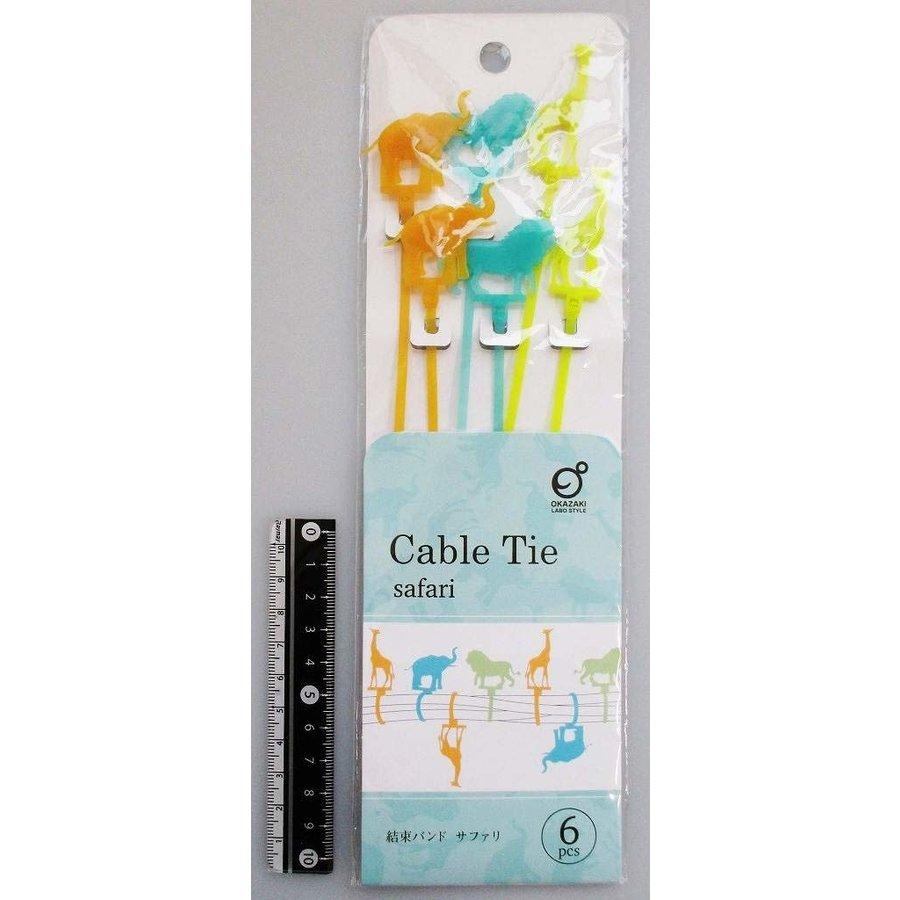 cable binder (animal)6p-1