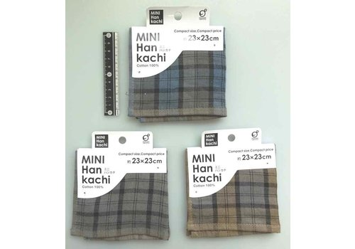 MINI handkerchief gauze check