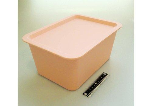 Storage box with lid SPK