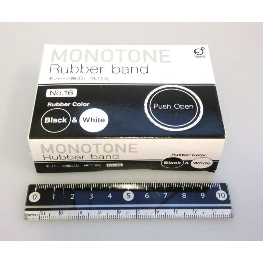 Monotone elastic No 16 50g-1