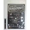 Pika Pika Japan Black borad sheet magnet type 180 x 260mm