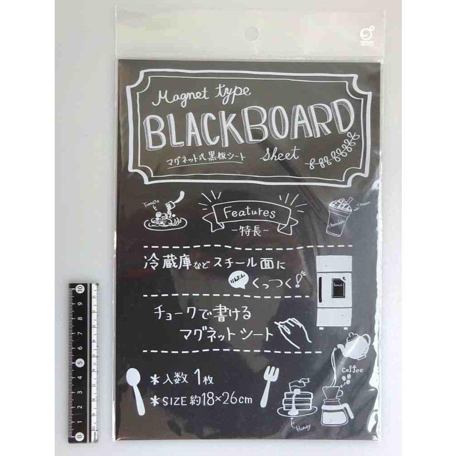 Magnetic blackboard-1