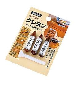 Pika Pika Japan Scrtch erase crayon dark