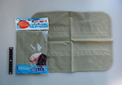 Air joint pillow for travel