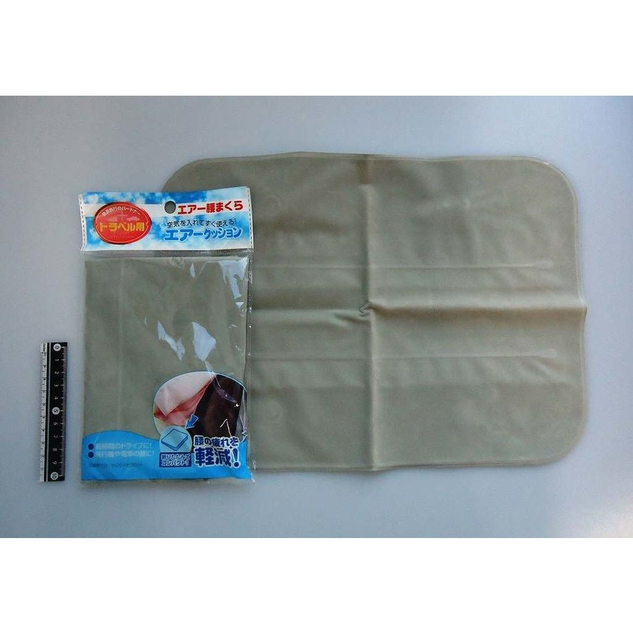 Air joint pillow for travel-1
