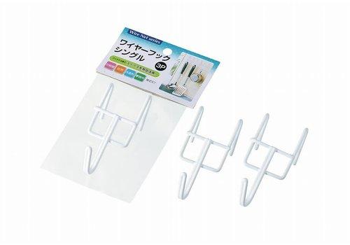 Wire hook single 3p