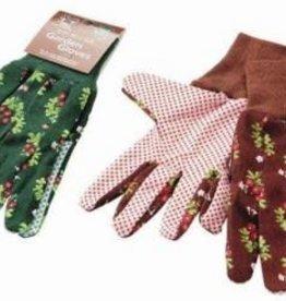 Pika Pika Japan Garden gloves flower