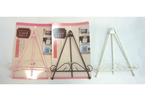 Easel type stand