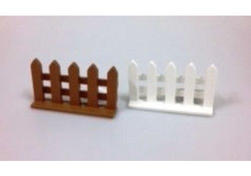 Garden fence object