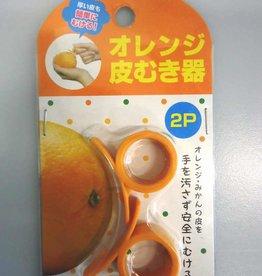 Pika Pika Japan Orange peeler 2P