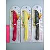 Pika Pika Japan Ceramic fruits knife with sheath