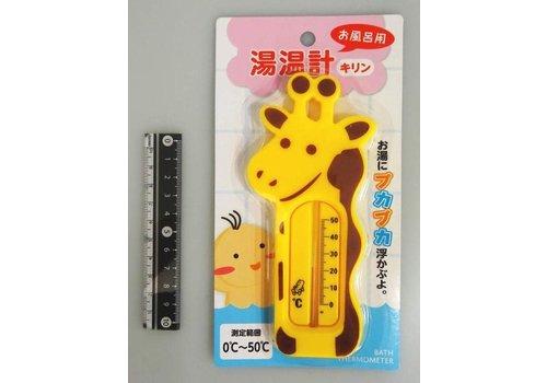 Thermometer for bathtub ( giraffe)