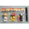 Iwako fancy eraser good fortune goods motif 3p