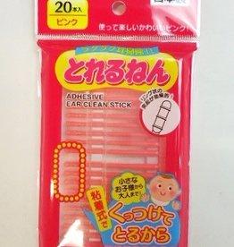 Pika Pika Japan Ear Clean Stick Pink