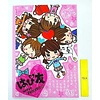 Pika Pika Japan B5 size dot ruled line notebooks 32s happy friends