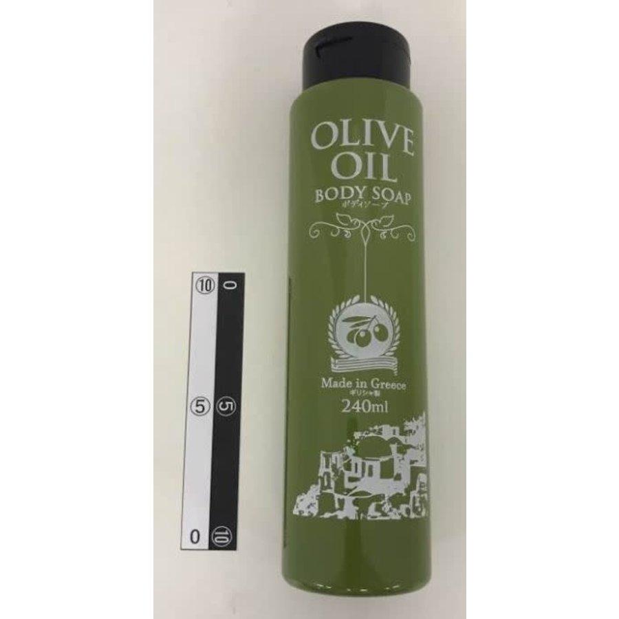 Olive oil body soap 240ml-1