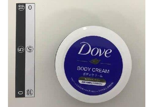 Dove daily body cream, for dry skin