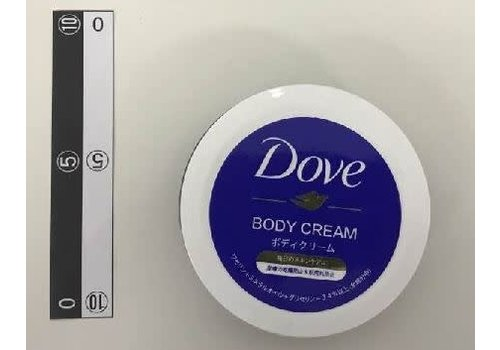 DOVE daily care body cream