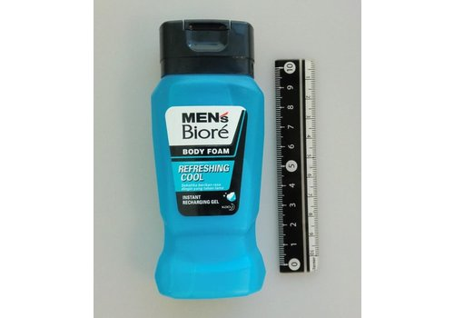 Biore men's body foam RC 100ml