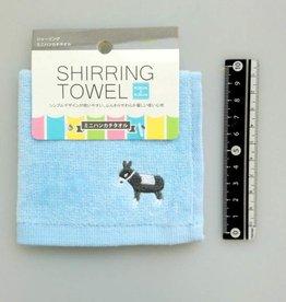 Pika Pika Japan Mini handkerchief towel BL