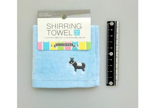 ?Mini handkerchief towel BL